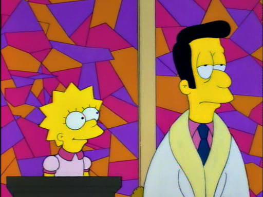 Bart's Girlfriend7