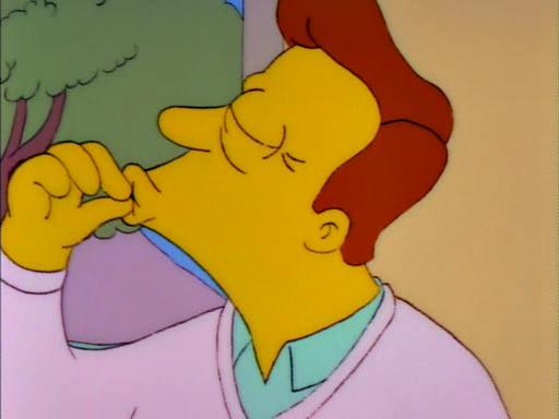Homer Alone8