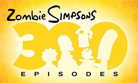 Zombie Simpsons 300