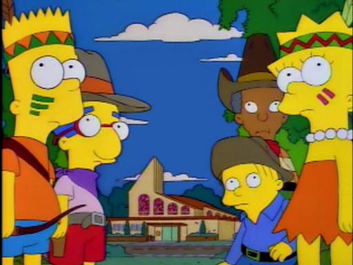 Bart's Girlfriend8