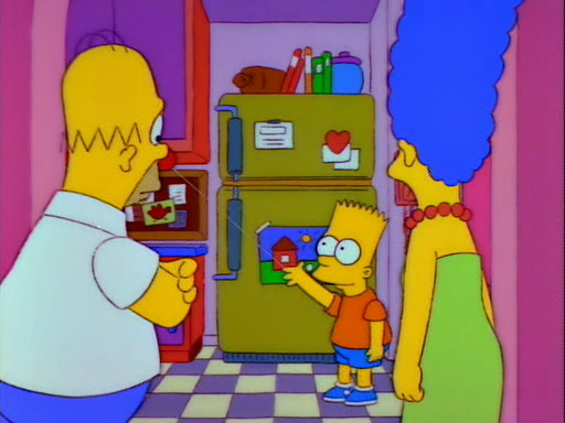 Bart the Lover9