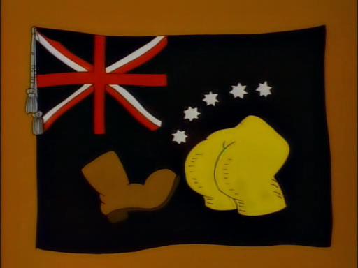 Bart vs Australia7