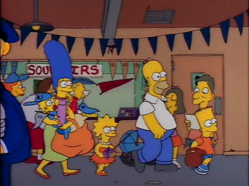 Dancin' Homer7