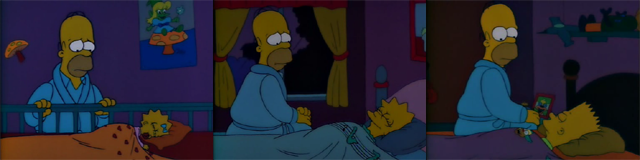 Homer Goodbyes