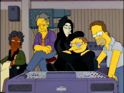 Homer's Barbershop Quartet10