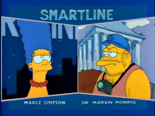 Itchy and Scratchy and Marge9