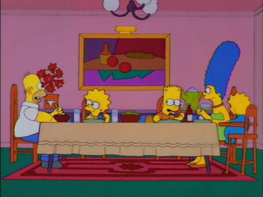 Bart's Comet9