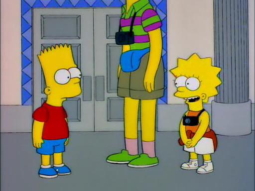 Bart vs Australia10