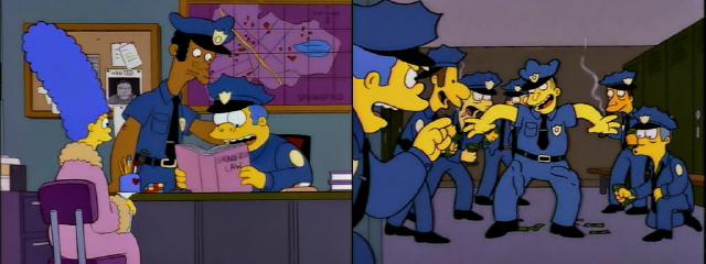 Cop Lessons