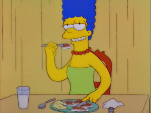 Lisa the Vegetarian7