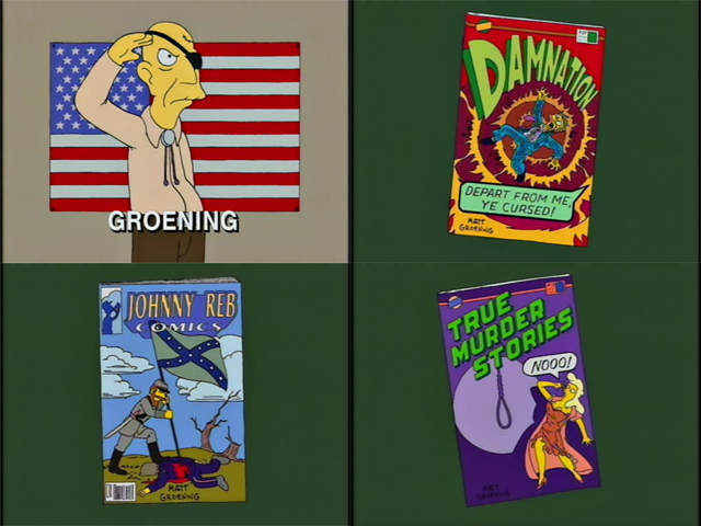 Groening and His Work