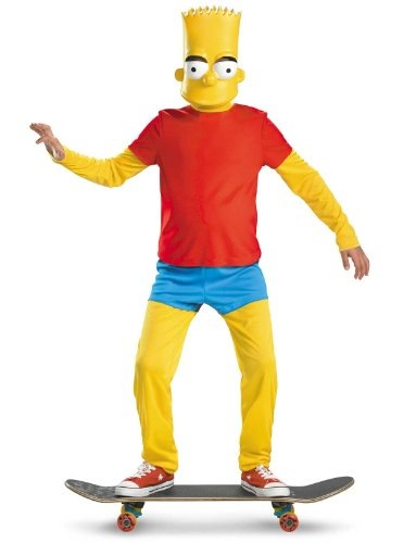Terrible Bart Costume