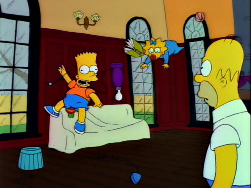 Treehouse of Horror I6