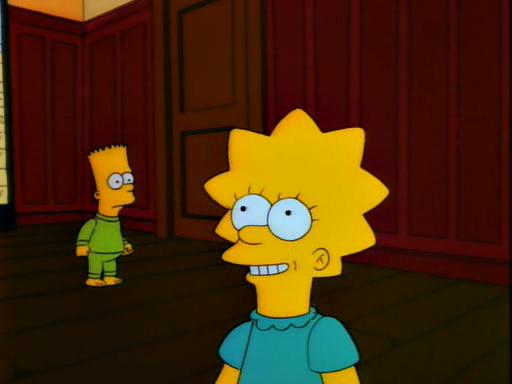 Treehouse Of Horror I Dead Homer Society
