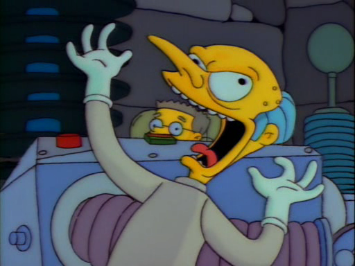 Treehouse of Horror II9