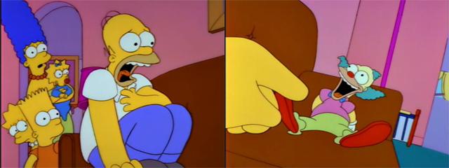 glory hole simpson comic Marge