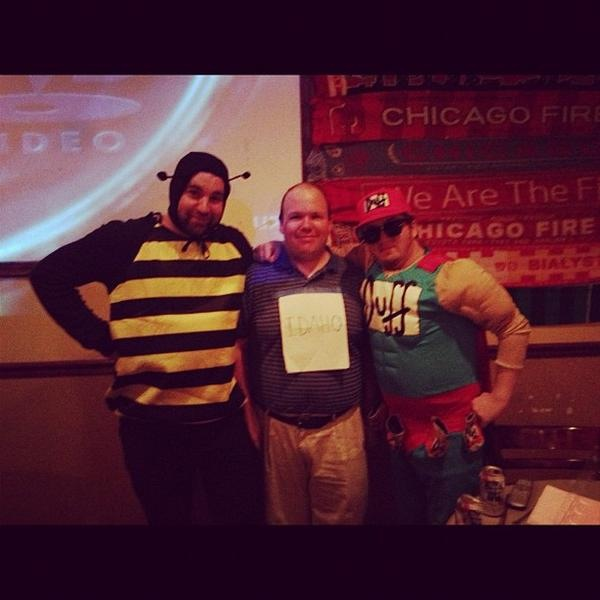 Chicago Halloween Trivia Costumes