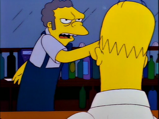 Homer's Enemy9
