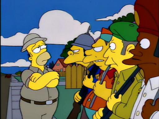 Homer the Vigilante8
