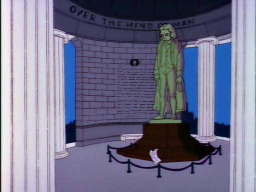 Mr Lisa Goes to Washington8