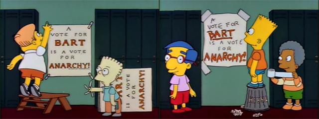 School Campaign Signs