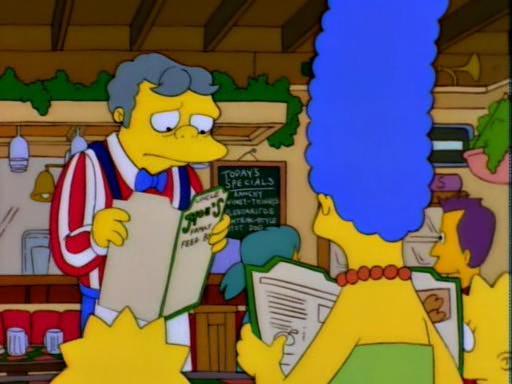 Bart Sells His Soul7