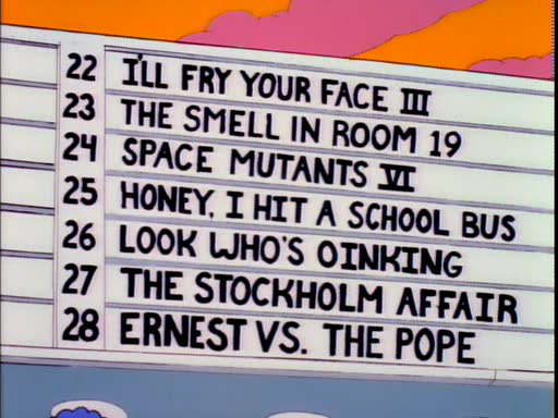 Colonel Homer8