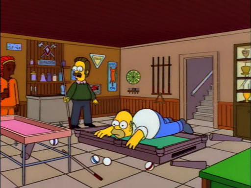Homer Loves Flanders7