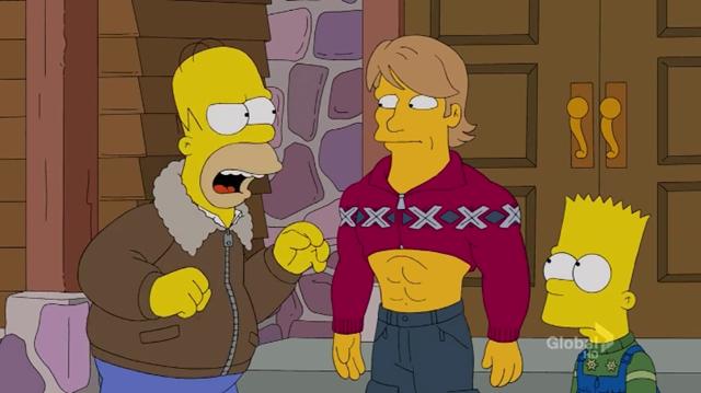 Homer Yelling (Part 44,591b)