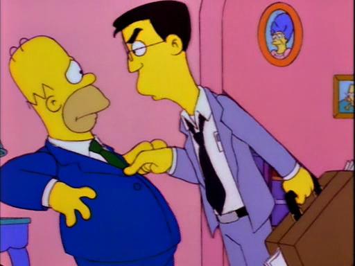 Homer's Enemy11