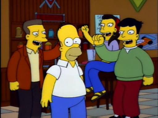Homer the Vigilante11