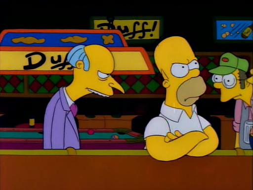 Burns Verkaufen der Kraftwerk9