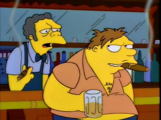 Homer vs Patty & Selma7