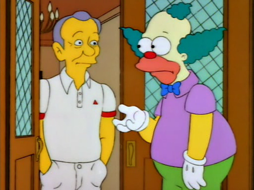Krusty Gets Kancelled15