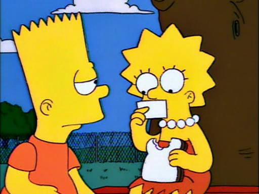 Lisa's Rival11
