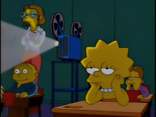 The Secret War of Lisa Simpson6