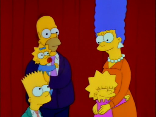 A streetcar named marge dead homer society - Marge simpson et bart ...