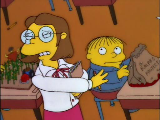 Lisa the Simpson10