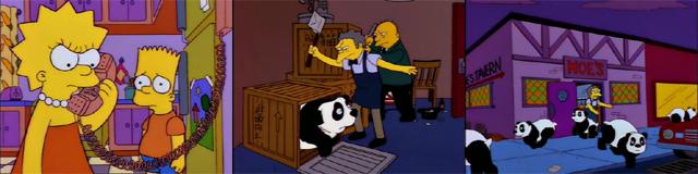 Panda Smuggling