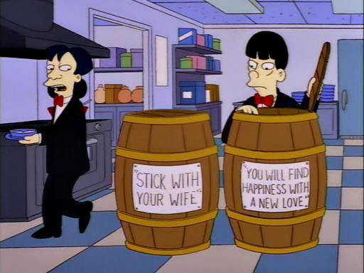 The Last Temptation of Homer9
