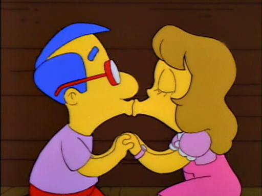 Bart's Friend Falls in Love14