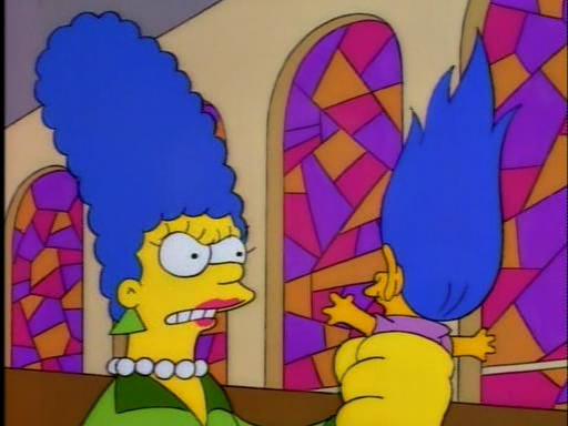 Bart's Girlfriend13