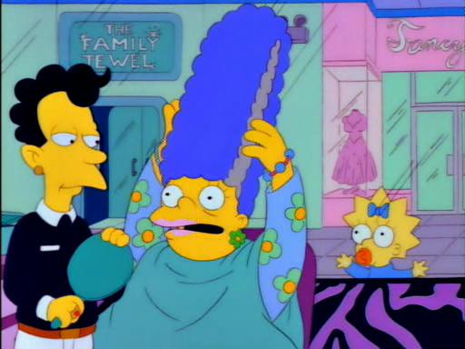Homer Alone13