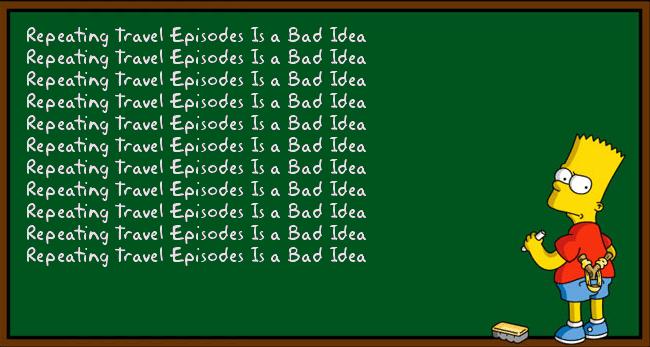 March | 2014 | Dead Homer Society