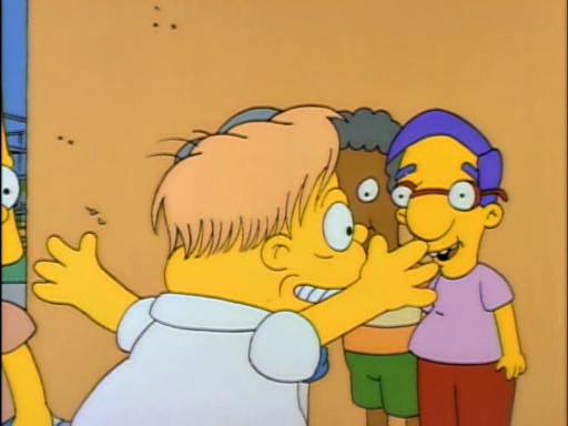 Bart Gets an F8