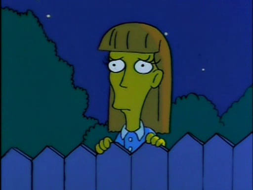 Bart's Girlfriend14