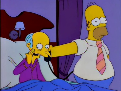 Homer the Smithers9