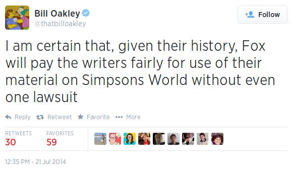 Oakley Tweet - Lawsuit