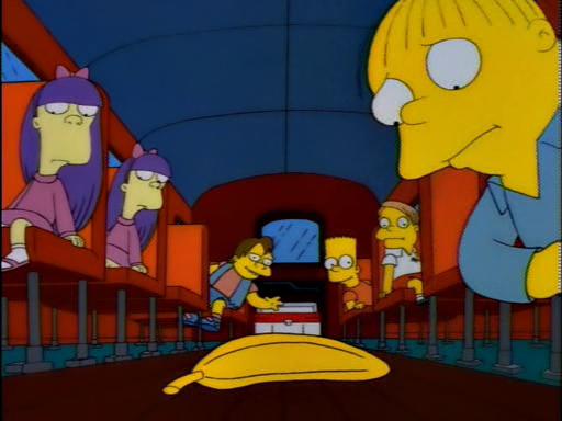 Das bus dead homer society - Simpson ralph ...
