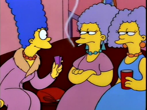 Marge on the Lam10